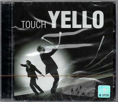 Yello - Touch CD RUSSIAN EDITION SEALED!