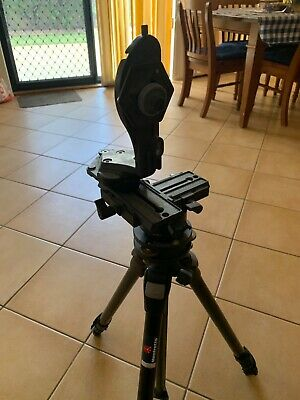 Manfrotto Tripod, Virtual Reality and Pan Pro Head