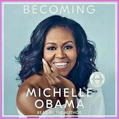 Becoming By Michelle Obama - AUDIOBOOK (Fast e-Delivery)