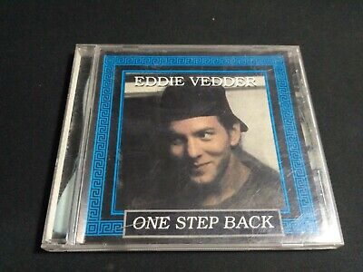 Eddie Vedder ‎– One Step Back CD compilation Bad Radio demo's and live PEARL JAM