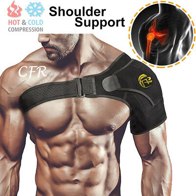 Shoulder Stability Brace Rotator Cuff Support Injury Prevention  Sports AC Joint