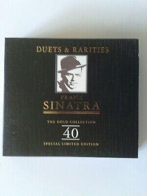 CD The Gold Collection 40 Classic Performances von Frank Sinatra TOP ZUSTAND