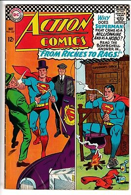 ACTION COMICS #337, DC Comics (1966)