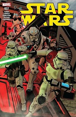 STAR WARS #37, New, First print, Marvel Comics (2017)