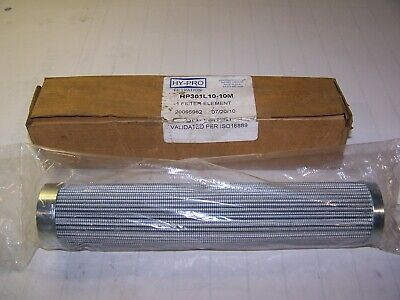 New Hy-Pro Filtration Filter Element Hp301L10-10M