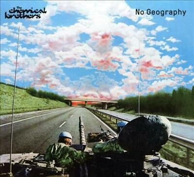 Chemical Brothers (The) - No Geography New Cd