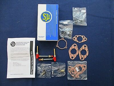 Triumph Spitfire Mk 1, 2, 3, 4 1200/1300 Dolly  Hs2 Twin Su Carbs Service Kit