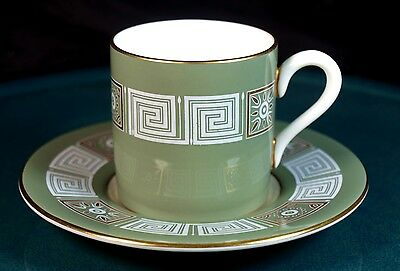 Wedgwood Asia Coffee Cans & Saucers - NEW ! - 1st Quality