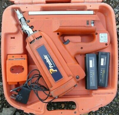 Paslode Impulse Im350/90 Ct First Fix Gas Nail Gun.