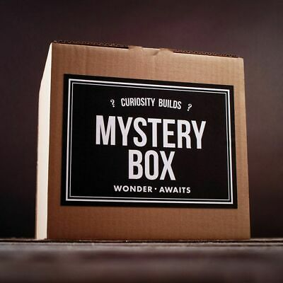 Mysteries box new item anything possible hypebeast