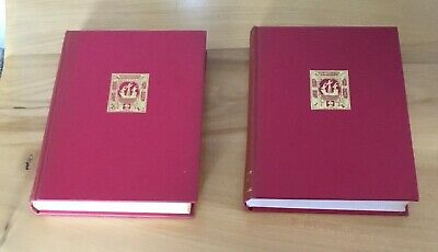 2 Volumes Of The Book Of Arran Published 1982