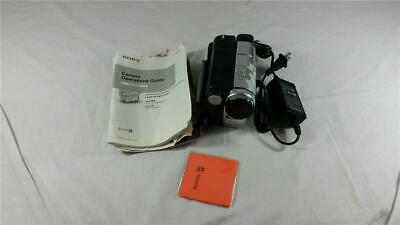 Sony CCD-TRV138 Handycam Camcorder with Charger & Paperwork