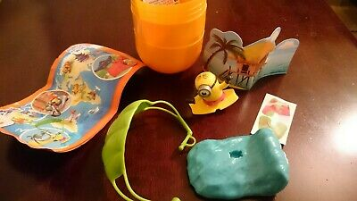 Kinder Easter Egg Toy 2019 Minions Around The World Windsurfing NEW
