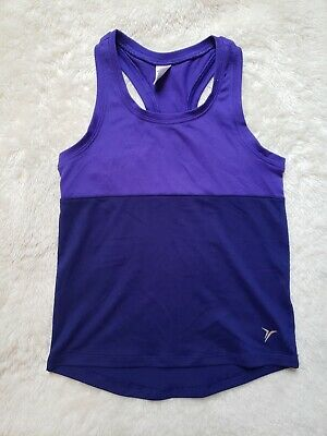c9ce4bf548fd2 OLD NAVY SET of 2 Girls Racerback Tank Tops XS 5 -  5.99