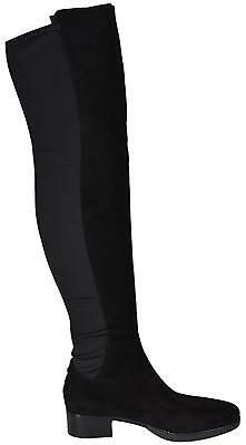 ccdedd213f7 NEW Tory Burch Caitlin Suede Neoprene Stretch Over the Knee Boots Shoes SZ 5