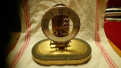 Vintage Kundo Electronic Clock For Spares Or Repairs
