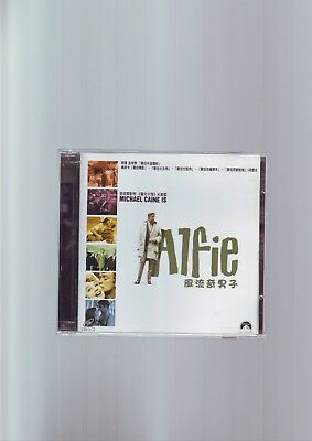 ALFIE - MICHAEL CAINE FILM MOVIE VIDEO CD CDi CD-i VCD - FAST POST - COMPLETE CS
