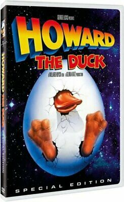 HOWARD THE DUCK SPECIAL EDITION New Sealed DVD