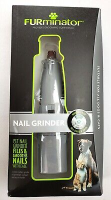 Furminator Nail Grinder Professional Grooming Tool for Pets 2 SPEED FAST SHIP!