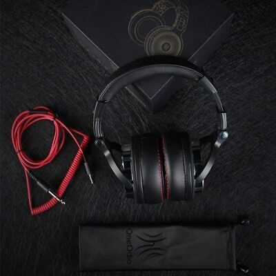 Oneodio Professional Studio DJ Headphones With Microphone Over Ear Wired HiFi