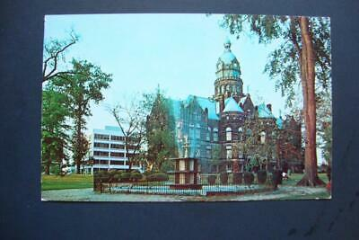 232) Warren Ohio ~ Trumbull County Court House ~ The New County Office Building