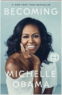 Becoming by Michelle Obama 2018 - Fast Delivery + bonus