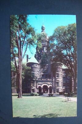 232) Warren Ohio ~ Trumbull County Court House ~ The Old Castle Looking Building