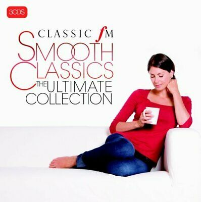 Classic Fm -Smooth Classics-The Ultimate Collection New Cd