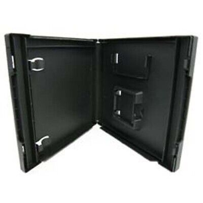Wholesale Lot of 50 DS Retail Game Cases BLACK New (Media Package Case)