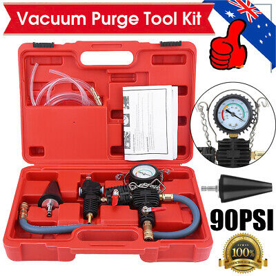 90PSI Cooling System Vacuum Purge&Coolant Refill Tool for Car SUV Van Cooler HOT