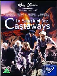 In Search Of The Castaways (DVD, 2004)