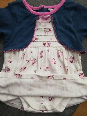 baby girl dress 3-6 months M&Co