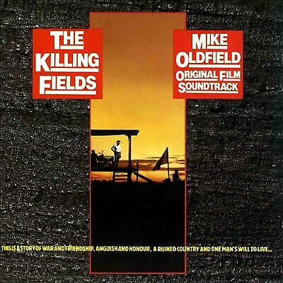 "CD BSO ""THE KILLING FIELDS -MIKE OLDFIELD-"". Nuevo y precintado"