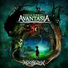 "CD AVANTASIA ""MOONGLOW -LTD-"". Nuevo y precintado"