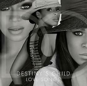 "CD DESTINYS CHILD ""LOVE SONGS"". Nuevo y precintado"