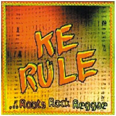 "CD KE RULE ""ROTTS ROCK REGGAE"". Nuevo y precintado"