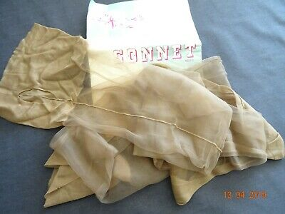 Vintage    SONNET Stockings - with seams