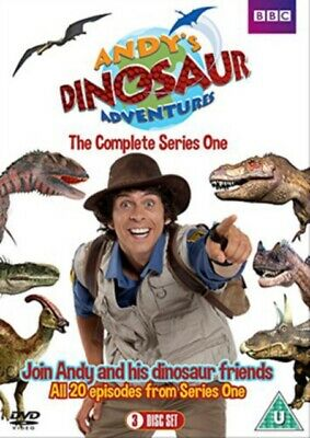 Andy's Dinosaur Adventures - The Complete Series (3 DVD Set All 2...