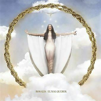 "CD ROSALIA ""EL MAL QUERER (SUPERJEWEL SIN FAJILLA)"".New and sealed"