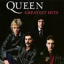 """CD QUEEN """"GREATEST HITS -2011 REMASTER-"""".New and sealed"""