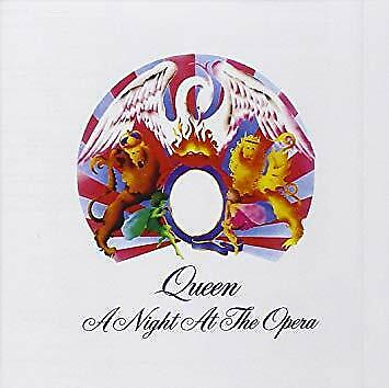 """LP QUEEN """"A NIGHT AT THE OPERA"""". New"""