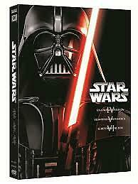 "DVD FILM ""STAR WARS IV V VI"".New and sealed"