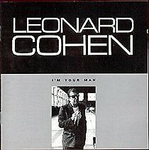"""CD LEONARD COHEN """"IM YOUR MAN"""".New and sealed"""