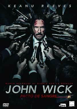 """DVD FILM """"JOHN WICK"""".New and sealed"""