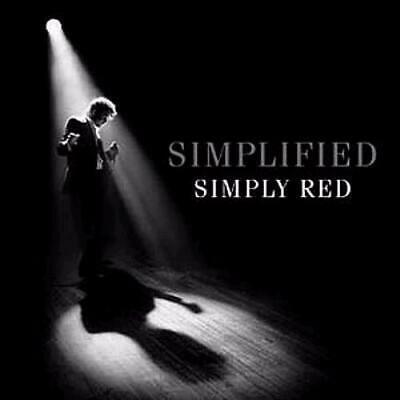 "CD SIMPLY RED ""SIMPLIFIED"". Nuovo sigillato"