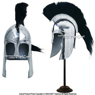 300 Spartan King Leonidas Helmet Greek Troy Achilles
