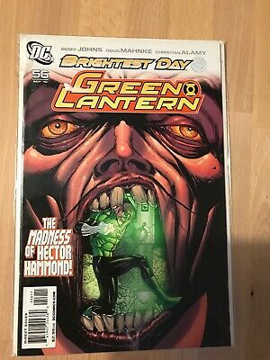 DC Comics The New 52 Green Lantern Brightest Day #56 Great Condition