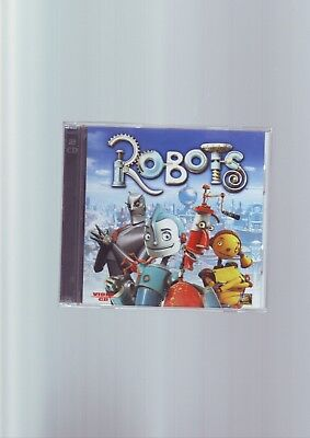 ROBOTS - FILM MOVIE VIDEO CD CDi CD-i VCD - FAST POST - COMPLETE - VGC