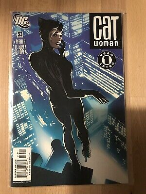 DC Comics Catwoman #53 Hughes Covers Great Condition