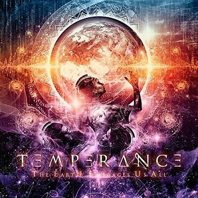 Temperance - The Earth Embraces Us All   Cd Neuf